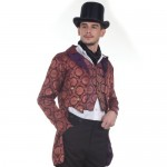 Gentleman's Steampunk Opera Coat