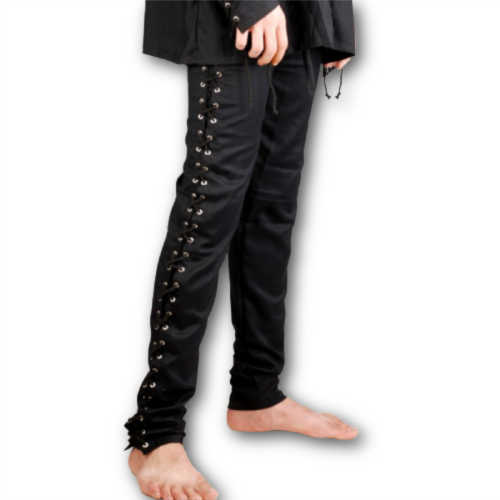 Lace-up Gothic Pirate Pants