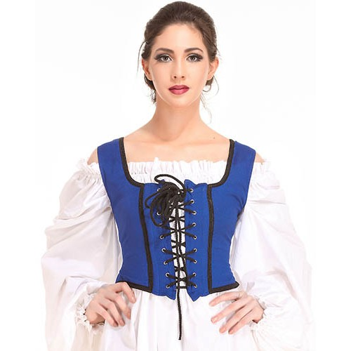 Wench Bodice - 8 Reversable Color Combos