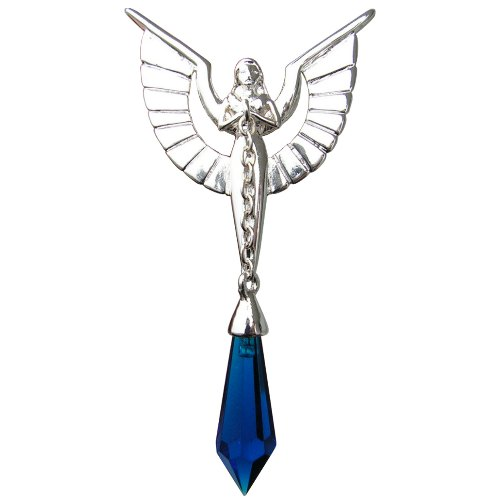 Anne Stokes Crystal Keepers - Angelic Chain for Healing & Protection