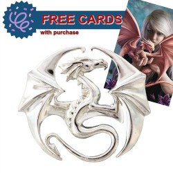 Anne Stokes Mythical Companions - Draco for Stability & Progress
