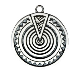 Celtic Birth Charm Heulsaf Yr Haf to Invoke Wealth