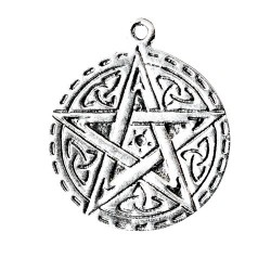 Celtic Birth Charm Hop Tu Naa to Invoke Magical Ability