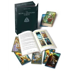 Tarot Complete Deluxe Kit - Book of Shadows Tarot (2 decks) by Barbara Moore