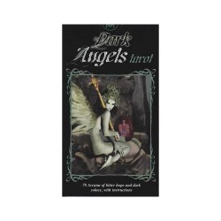 Dark Angels Tarot Deck by Russo