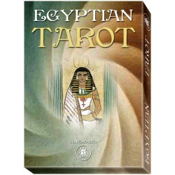 Egyptian Tarot by Silvana Alasia for Lo Scarabeo