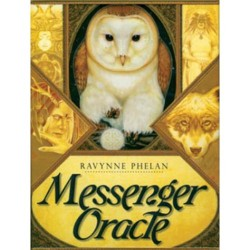 Messenger oracle by Ravynne Phelan