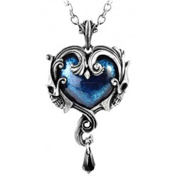 Affaire du Coeur Pendant by Alchemy