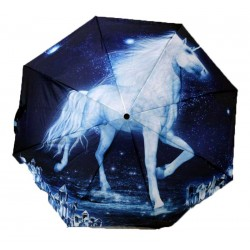 Moonlight Unicorn Umbrella