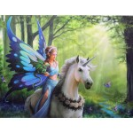 Anne Stokes Enchanted Cameo - Realm Of Enchantment