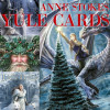 Anne Stokes Yule Card 6 Packs