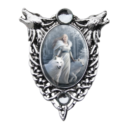 Winter Guardians Enchanted Cameo