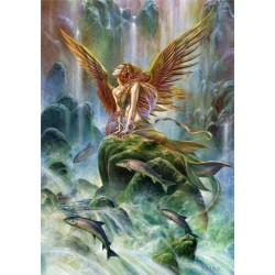 Briar Elemental Archangel Card 6 Pack - Gabriel, Angel of Water