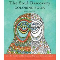 Coloring Book - Soul Discovery by Janet Conner