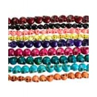 Day of the Dead Skull Beads Assortment