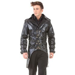 Steampunk Post Apocalyptic Trench Coat