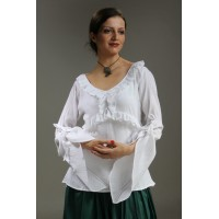 Peasant Blouse - Sybbyl