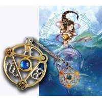 Talisman & Elemental Card - Water for Cancer, Scorpio & Pisces
