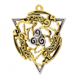 Mythic Celts Dance of Rhiannon Boundless Energy Pendant