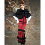 Steampunk  Countess 4pc Ensemble