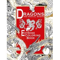 Coloring Book - Dragons