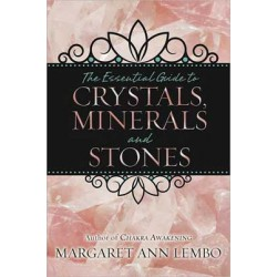 Essential Guide to Crystals by Simon & Sue Lily