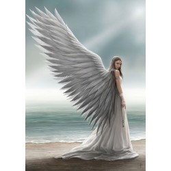 Anne Stokes Angel Card 6 Pack - Spirit Guide
