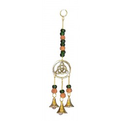 Wind Chime Triquetra