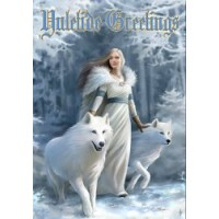 WInter Guardians Yule Card 6 Pack