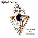 Briar Gemstones - Sigil of Bether, Lapis Lazuli for Abundance