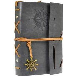Compass Journal in Gray