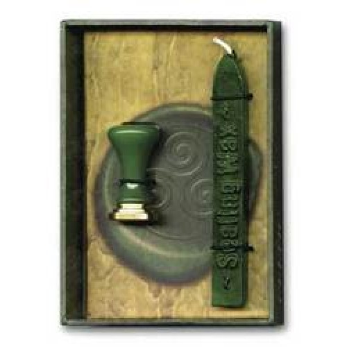 Celtic Triskelion Sealing Wax Kit