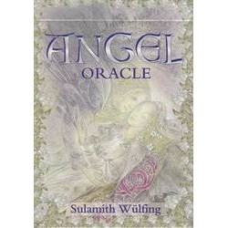 Angel Oracle Cards & Guidebook by Ambika Wauters