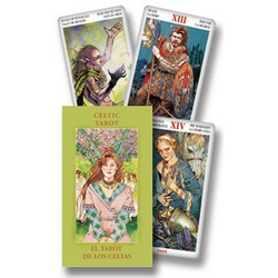 Celtic Mini Tarot Deck by Davis & Paterson
