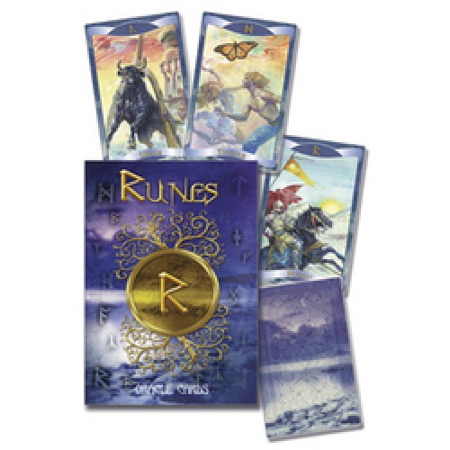 Rune Oracle Cards by Cosimo Musio