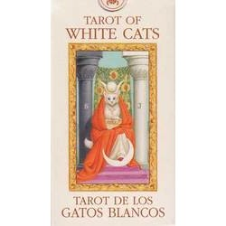 Tarot of the White Cats Mini Deck by Baraldi