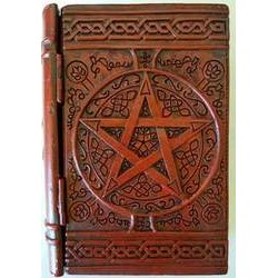 "Pentagram Book Box 4"" x 6"""