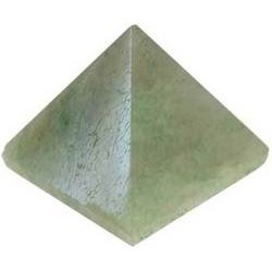 Green Aventurine Pyramid 30- 35mm