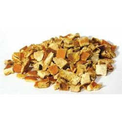 Orange Peel Cut 1 Lb (Citrus sinensis)