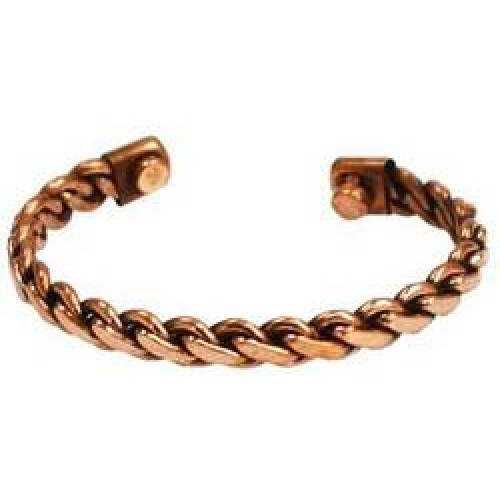 Copper Magnetic bracelet heavy