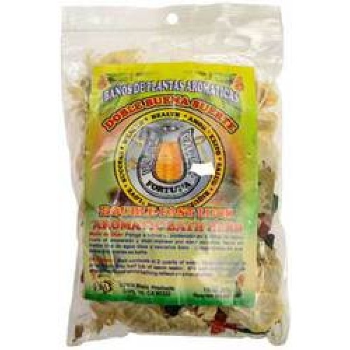 Double Fast Luck Aromatic Bath Spell Herb Mix 1.25 oz