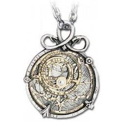Anguistalobe Steampunk Necklace