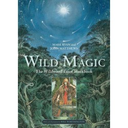 Wild Magic Wildwood Tarot Workbook by Ryan & Matthews