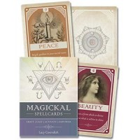 Tarot Deck - Magickal Spell Cards by Lucy Cavendish